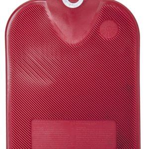 Fashy rubberen waterkruik rood