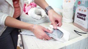 Elektrische babykruik
