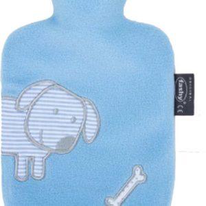 Warmwaterkruik met fleece hoes